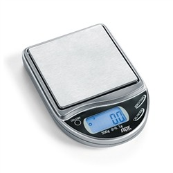ADE Pocket scale, professional but small and compact for travel