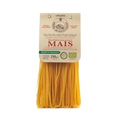 Antico Pastificio Morelli Linguine with Corn - Gluten Free - Pack of 4 packs (4 x 250g)