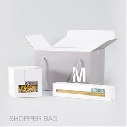 Farm MANCINI SHOPPER BAG - Gift box containing 8 packs of 500 gr In Box In Various Sizes