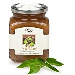 Fruit Jam (2 x 340g) - GOOSEBERRY GREEN - Handmade In Italy