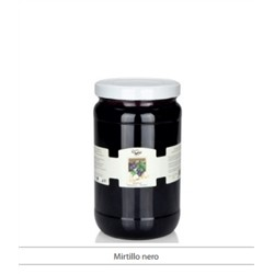 fruit Jam 1800g - BLUEBERRY - Handmade In Italy