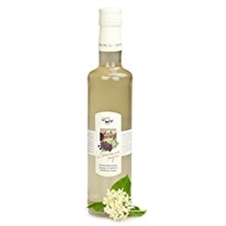 Alpe Pragas Fruit Syrup 250ml - FLOWER SAMBUCA - Handmade In Italy