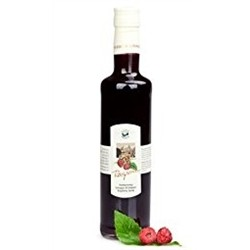 Alpe Pragas 500ml fruit syrup - RASPBERRY - Handmade In Italy