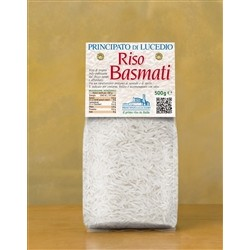 Principato di Lucedio Rice BASMATI - 1 kg - in Cellophane bag with protective atmosphere