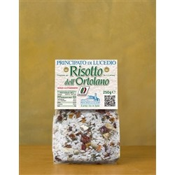 Principato di Lucedio RISOTTO ORTOLANO - 250 g - in Cellophane bag with protective atmosphere