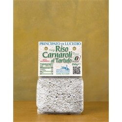 Principato di Lucedio Risotto with Truffle - 250 g - in Cellophane bag with protective atmosphere