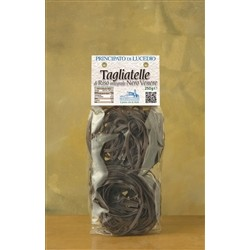 Principato di Lucedio RICE PASTA - RICE NOODLES BLACK VENUS - 250 g - in Cellophane bag with protective atmosphere