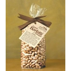Principato di Lucedio BEANS BORLOTTI Saluggia - 500 g - in Cellophane bag with protective atmosphere