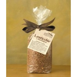 Principato di Lucedio MOUNTAIN LENTILS - 500 g - in Cellophane bag with protective atmosphere
