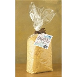 Principato di Lucedio FARINA YELLOW POLENTA for - 1 kg - in Cellophane bag with protective atmosphere