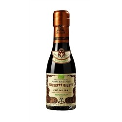 Balsamic Vinegar of Modena BIOLOGIC - 100 ml Champagnottina