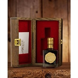 Acetaia Giuseppe Giusti Balsamic Vinegar of Modena RESERVE 100 - Case Wooden - 100 ml
