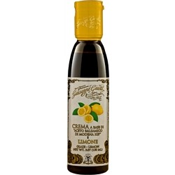 Icing based Blasamico Vinegar of Modena - LEMON - 150 ml