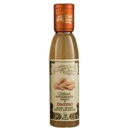 Icing based Blasamico Vinegar of Modena - GINGER - 150 ml