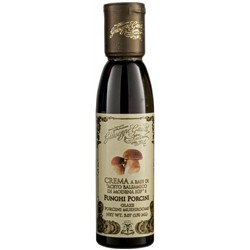 Icing based Blasamico Vinegar of Modena - MUSHROOMS - 150 ml