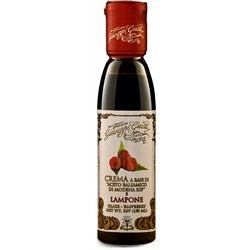 Icing based Blasamico Vinegar of Modena - RASPBERRY - 250 ml