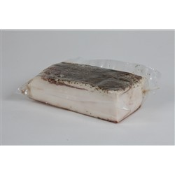 Cantaluppi  Lardo Toscano with herbs - Vacuum (2.5 kg. Approx)