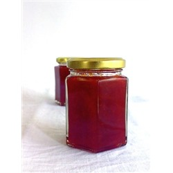 A Ricchigia RED ORANGE MARMALADE - JAR 240 gr. - Pack 2 pcs - Italian Artisan Product