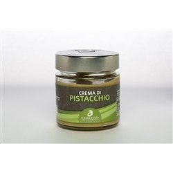 A Ricchigia PISTACHIO CREAM - JAR FROM gr. 500 - Italian Artisan Product