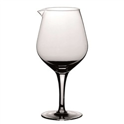 Decanter Calice Astoria - Decanter in vetro da lt 1,50 H. 30,50