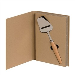 Renoir Kraft Scaglia box - cardboard book with size scales