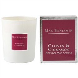MAX BENJAMIN - SCENTED CANDLE CLOVES&CINNAMON