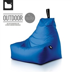 B-Bag by Extreme Lounging  Poltrona a Sacco OUTDOOR - b-bag mighty-b Royal Blue - Resistente all'acqua - 100% Polyester - Resis