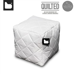 b-box White - Quilted