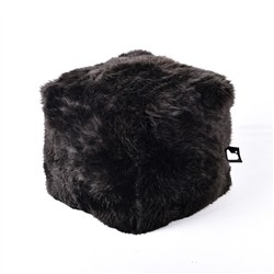 B-Bag by Extreme Lounging  b-box Sheepskin Brown -'FUR