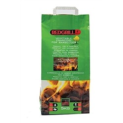 Barbecue Charcoal Briquette 100% Vegetable of Firewood Tablet Bag - 5 kg