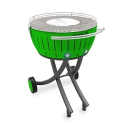 Lotusgrill Lotusgrill XXL with wheels - Green