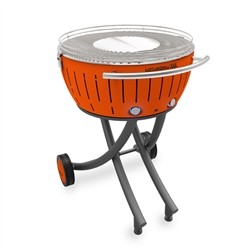 Lotusgrill Lotusgrill XXL with wheels - Orange