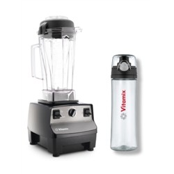 Vitamix Creation Black + beverage bottle