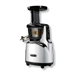Silent Juicer NS998 Silver Silent juice extractor