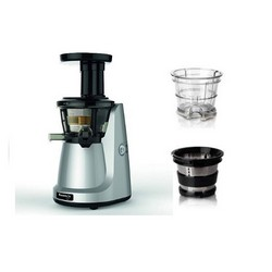Silent Juicer NS321 Silent Juice Extractor + Set Filters - Silver