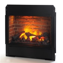 maisonFire ENGINE 56-600 BRICKS - Electric fireplace