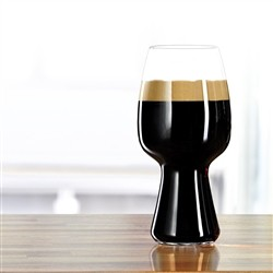 2 Beer Glasses Beer Stout - 600ml