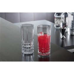 Spiegelau Cocktail Glass Perfect Small Longdrink Glass - 4 pcs