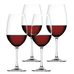 Spiegelau Glass Salute Red Wine - 4pcs
