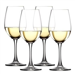 Glass Winelovers White Wine - 4pcs