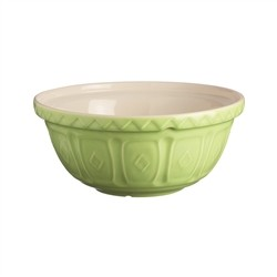 Mason Cash Bowl Size 18 Colour Mix Green