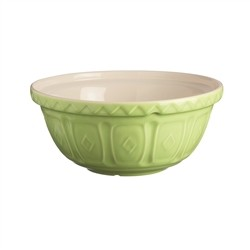 Mason Cash Bowl Size 24 Colour Mix Green