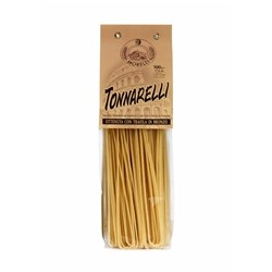 Morelli Pasta Factory - Spaghetti Tonnarelli with Durum Wheat Semolina - gr. 500 x 16