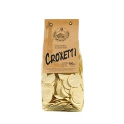 Morelli Pasta Factory - Croxetti with Durum Wheat Semolina - gr. 500 x 12