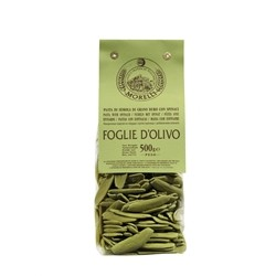 Morelli Pasta Factory - Foglie d'Ulivo with Spinach - gr. 500 x 12