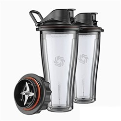 Vitamix Vitamix - Ascent - Starter kit 2 To-Go glasses and blade unit