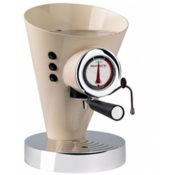 Bugatti 15-E VAC Machine for Espresso Coffee and Cappuccino Diva Evolution Cream