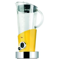 Bugatti Vela - Electronic blender, yellow color