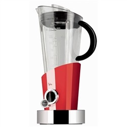 Bugatti Vela - Electronic blender, red