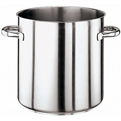 Pot High Cm 16 Series 1000 Inox